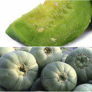 中科茂华甜瓜种子绿香妃甜瓜种子绿皮绿肉薄皮高糖香瓜种子高产